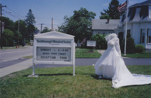 wedding exhibit